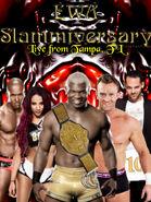 EWA Slammiversary II poster