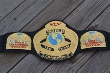 An image of the XWE Tag Team Championship.