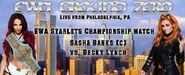 Sasha Banks (c) vs. Becky Lynch