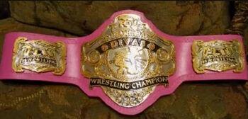 NXT-X Sirens Tag Team Championships