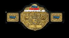 An image of the FZW Havok Marvels Championship.