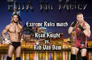 Ryan Knight vs. Rob Van Dam