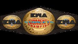 EWA Starlets Championship belt