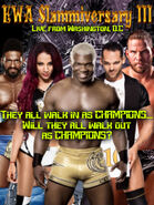 EWA Slammiversary III poster