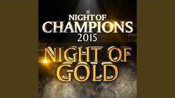 """Night of Gold"" by CFO$-0"