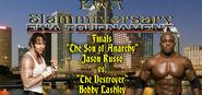 Jason Russo vs. Bobby Lashley