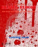 ECDL Beaten Bloody poster