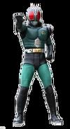 Kamen Rider Black RX (World of Black RX)