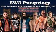 Purgatory match for the EWA Championship