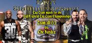 Team 3D (c) vs. The Hardyz