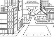 Ark City blueprint