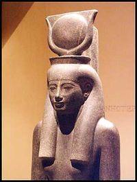 Hathor Ancient Egypt Wiki Fandom
