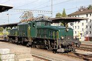 SBB Historic Ce 6-8 III 14305 - Oberbuchsiten, 11th August 2011 1