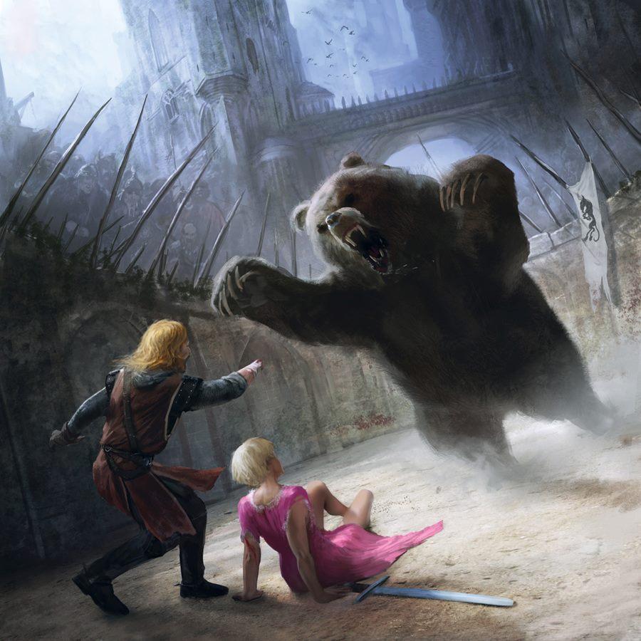 A Storm of Swords - Kapitel 44 - Jaime VI
