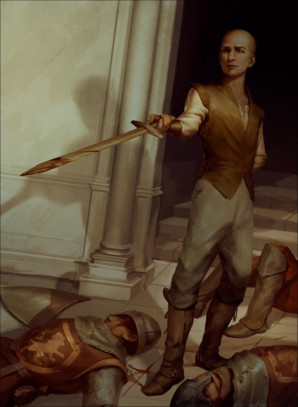 A Game of Thrones - Kapitel 50 - Arya IV