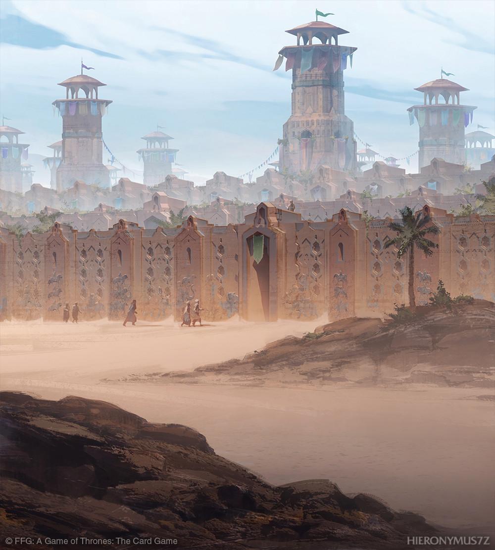 A Clash of Kings - Kapitel 27 - Daenerys II