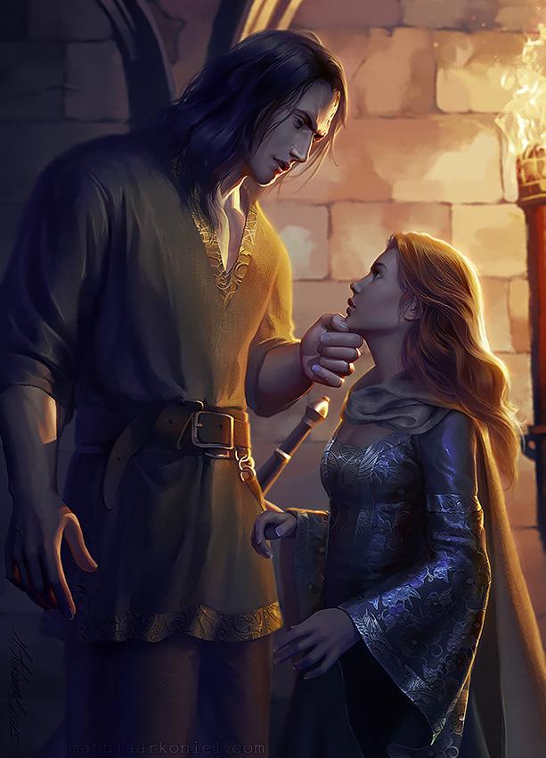 A Clash of Kings - Kapitel 18 - Sansa II