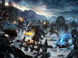 Schlacht an der Faust der Ersten Menschen