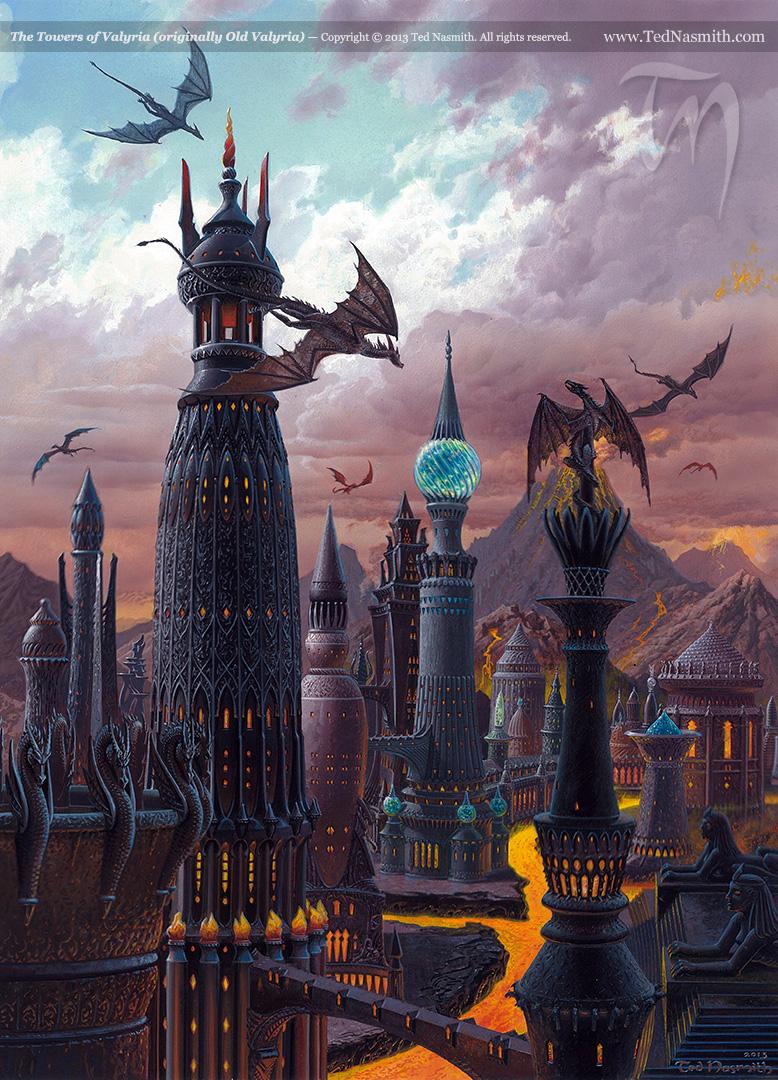 Untergang von Valyria