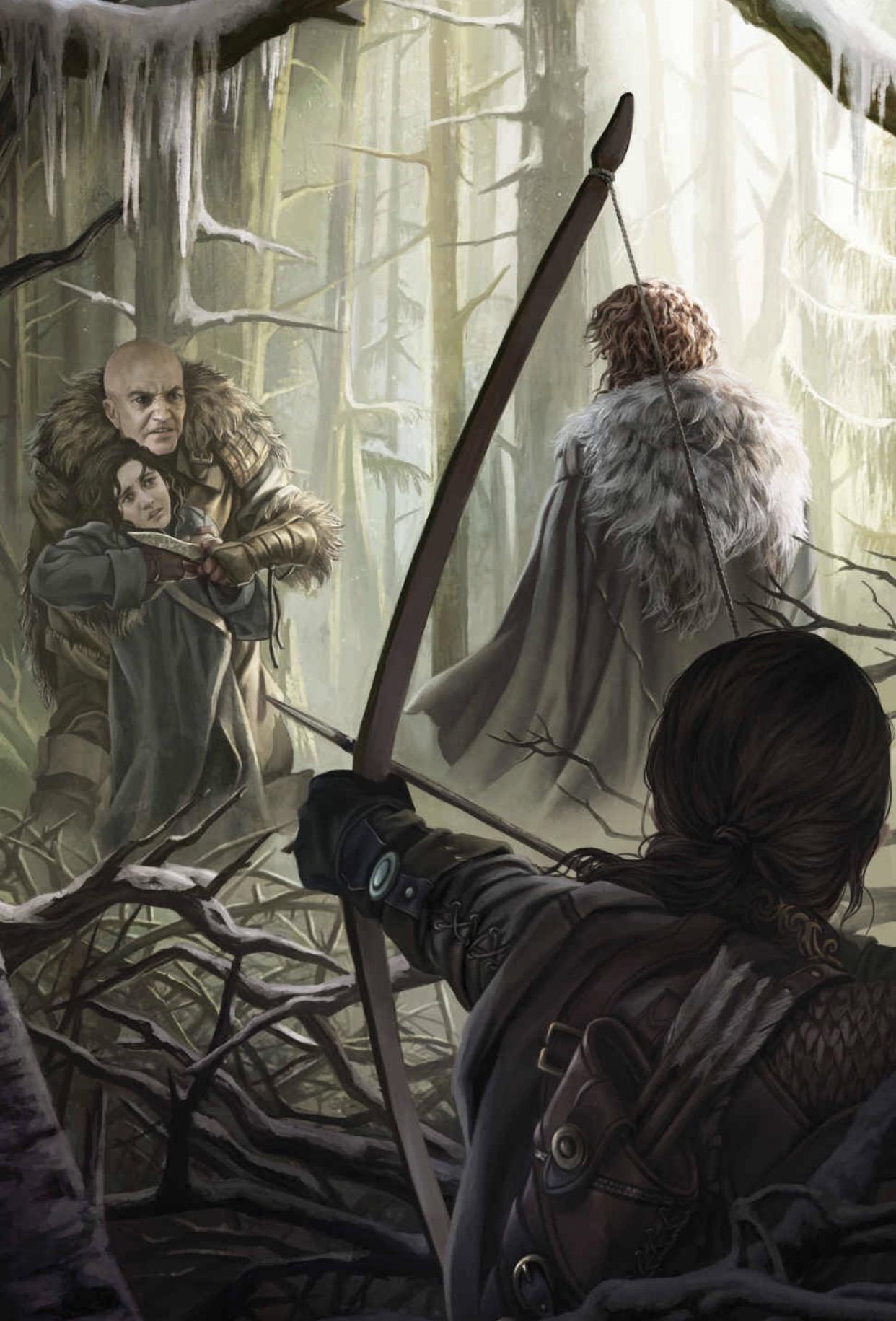 A Game of Thrones - Kapitel 37 - Bran V