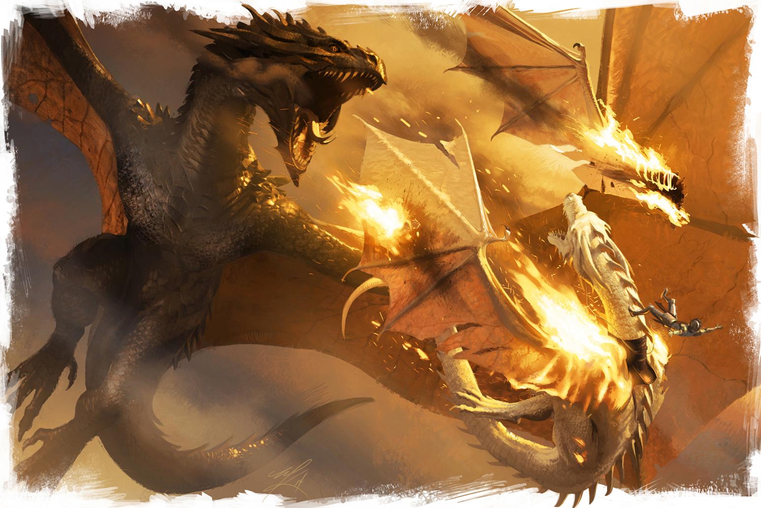 Schlacht unter dem Götterauge