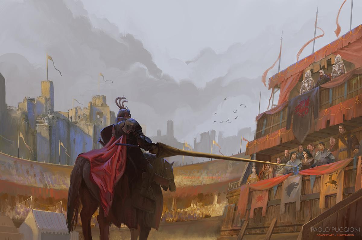 A Game of Thrones - Kapitel 58 - Eddard XV
