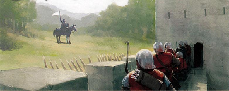 A Feast for Crows - Kapitel 33 - Jaime V