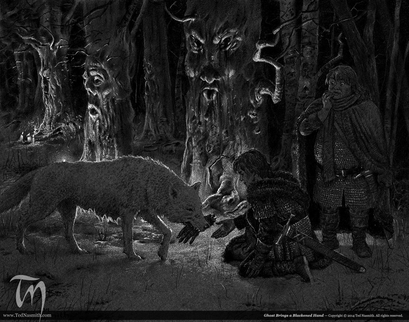 A Game of Thrones - Kapitel 48 - Jon VI