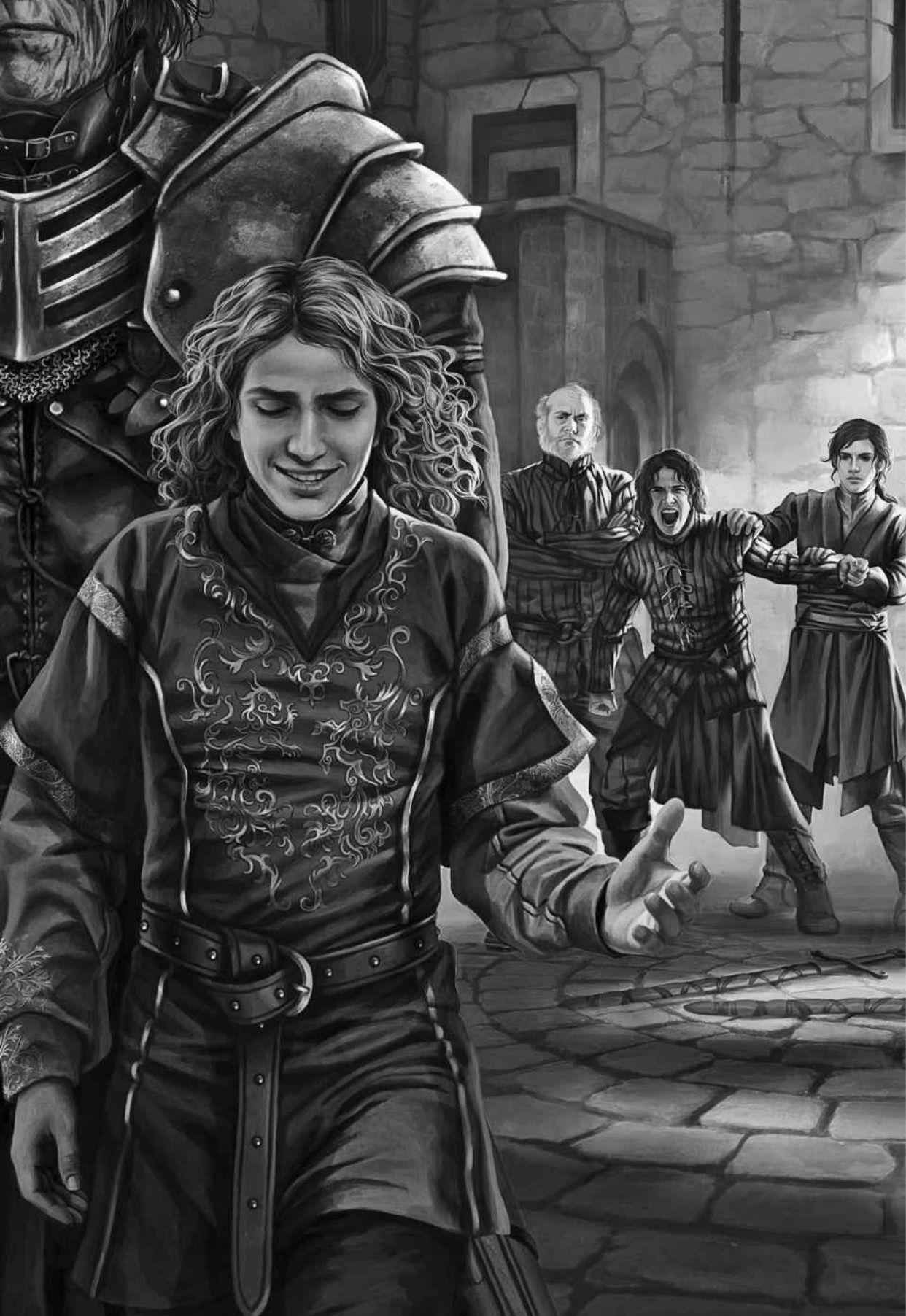 A Game of Thrones - Kapitel 7 - Arya I
