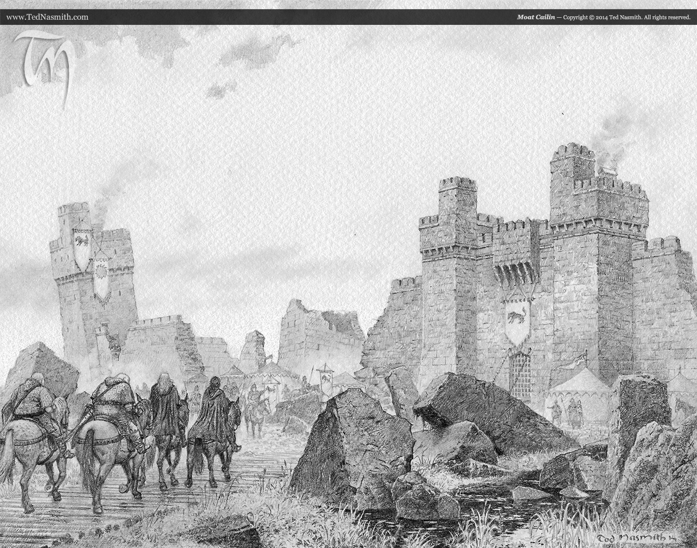 A Game of Thrones - Kapitel 55 - Catelyn VIII