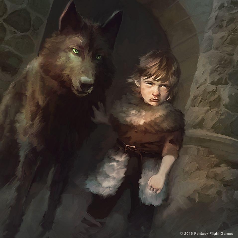 A Game of Thrones - Kapitel 66 - Bran VII