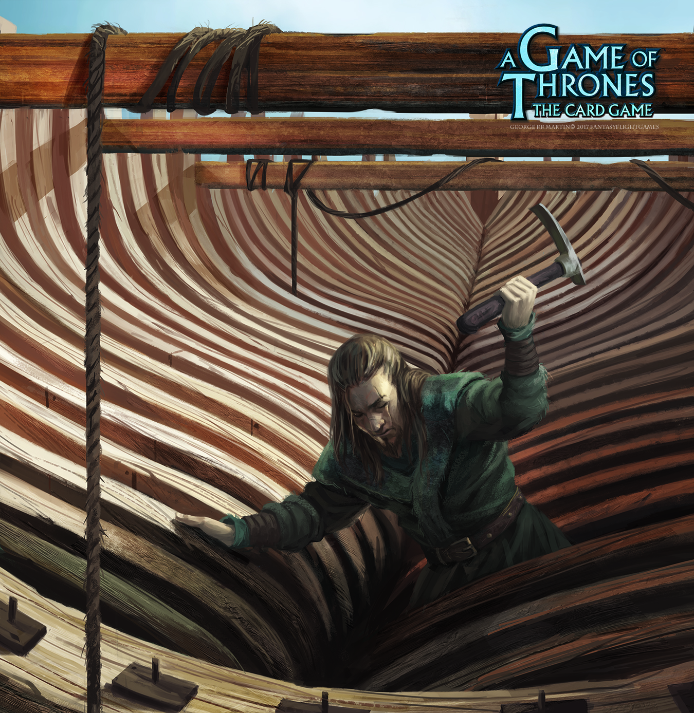 A Clash of Kings - Kapitel 24 - Theon II