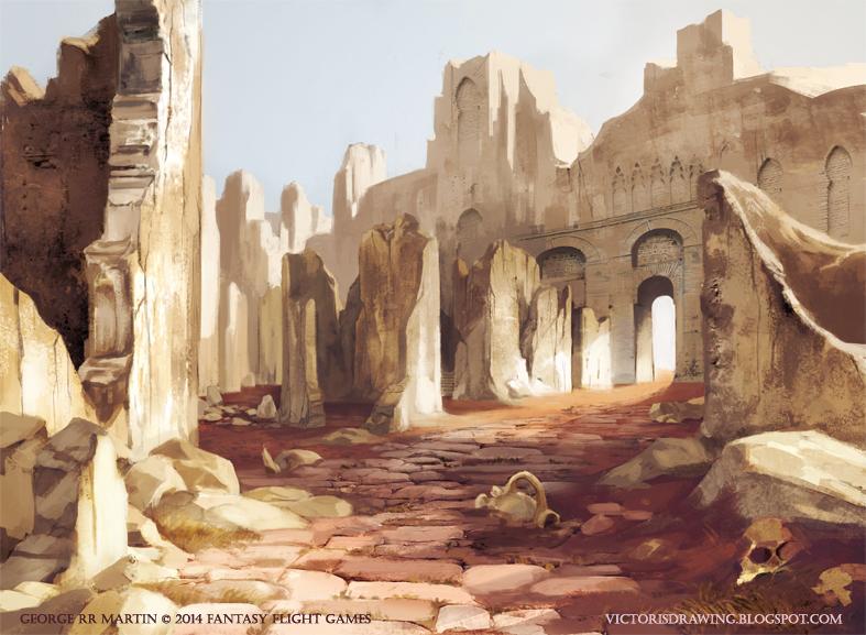 A Clash of Kings - Kapitel 12 - Daenerys I
