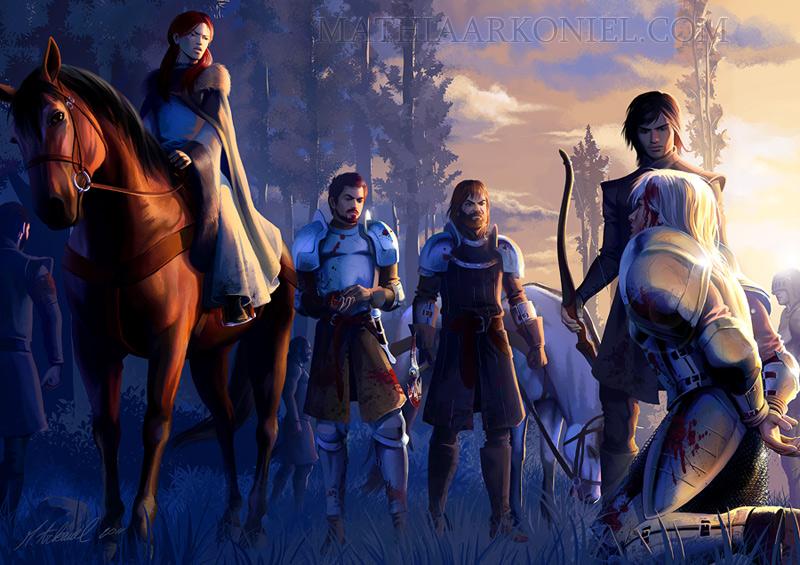 A Game of Thrones - Kapitel 63 - Catelyn X