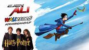 Ejen Ali WAUriors Drawing Mashup Episode 3 ARTvidence StayAtHome DudukRumah