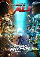 Ejen Ali Season 2 Finale Poster