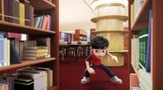 Ali In Librarian
