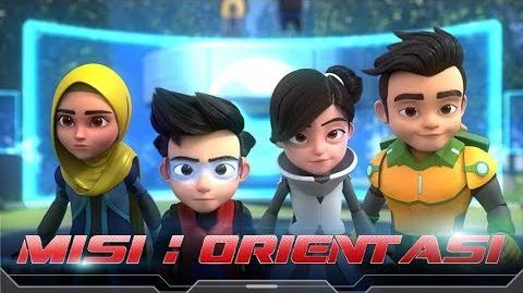 MISI ORIENTASI (TV Promo)