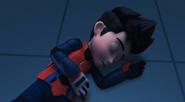 Ali tired