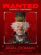 Wanted - Analogman