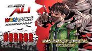 Ejen Ali WAUriors Drawing Mashup Fan Artist Special Episode 2 ARTvidence StayAtHome DudukRumah