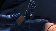 Uno's hand