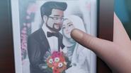 Ghazali & Aliya Wedding Day