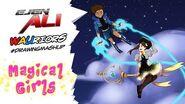Ejen Ali WAUriors Drawing Mashup Episode 10 ARTvidence StayAtHome DudukRumah