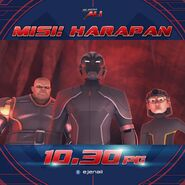 Misi Harapan - 10.30PG