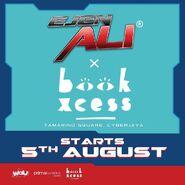 Ejen Ali x Book Xcess