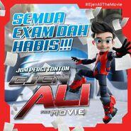 EATM Exam Dah Habis