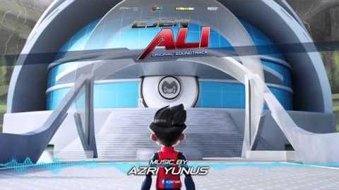 Ejen Ali - Season 2 Original Soundtrack - Akademi M.A.T.A