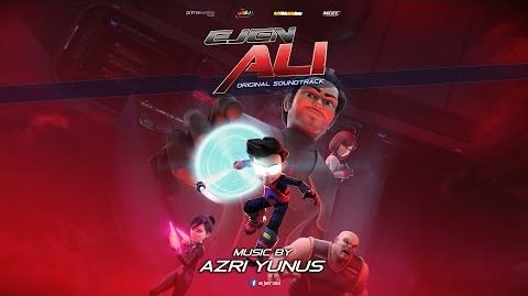 "Ejen Ali - Season 1 Soundtrack - ""Pelajar Terbaik (Uno VS Rizwan)"""