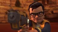 Leon Shooting Rizwan With Revolver